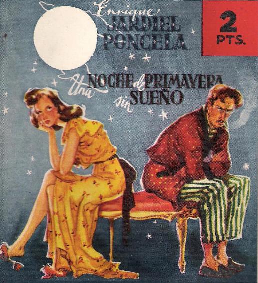 """""""Una noche de primavera sin sueño"""""""